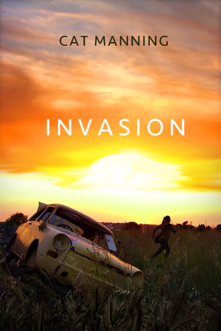 Invasion by Cat Manning cover art sub-Q