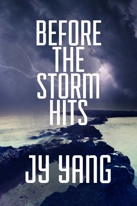 Cover Before the Storm Hits by JY Yang